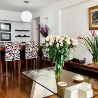 Linda y cómoda habitación privada Miraflores 402-1