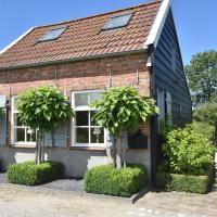 Modern Holiday Home in Sluis with a Garden