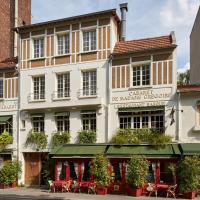 Hotel Le Vert Galant - Auberge Etchegorry