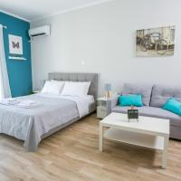 Raise comfy studio in the heart of Athens