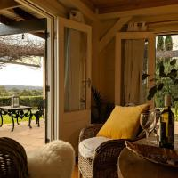 El Camino country cottage with terrace and stunning views