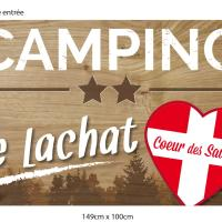 CAMPING LE LACHAT