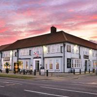 Kingscliff Hotel, hotel in Clacton-on-Sea