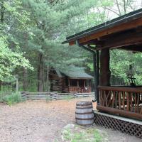 Dream Catcher Log Cabin Residence