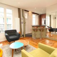 Studio Meublé et confortable / Furnished and comfortable studio - Belleville / Ménilmontant