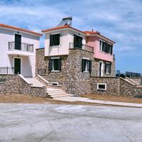 Lampetos Villas Molyvos View
