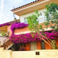 Casa amb piscina Puig d'Arques