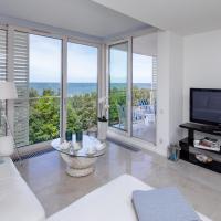 Apartament Playa Baltis 66 z widokiem na morze