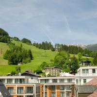 Penthouse Apartment Zell am See with lake and mountain view