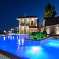 Villa Oneiro Luxury Home ~ Nature, Serenity, View