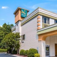 Quality Inn Huntersville near Lake Norman