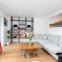 Home w/Terrace + PARKING by GuestReady