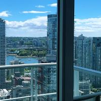 Brand New Seaview High-rise Apartment Downtown