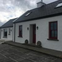 Conway's Cottage with Sea View Nestling by Cliffs-of-Moher