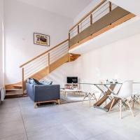 002 - Appartement Duplex Moderne - Jeanne d Arc, Toulouse