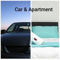 Sunset and Sunset Apartments car incl super cheap