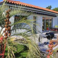 l'entrelacs chambre d'hôtes avec piscine ,proche golfs et bassin d'Arcachon