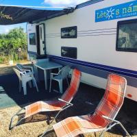 Luxusní klimatizovane karavany v Chorvatsku