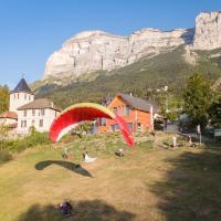 Le Déco parapente St Hilaire du Touvet