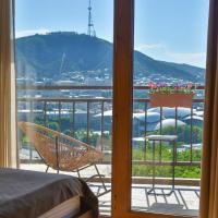 Hotel Livin, отель в Тбилиси