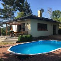 Prázdninový dům s bazénem