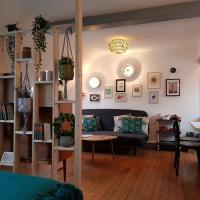 Sous les toits de Bayeux - Studio déco & zen - Hyper centre