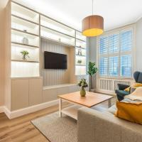 Luxury One Bedroom Chelsea Apartment
