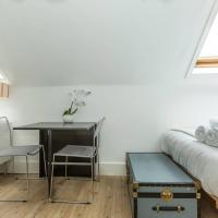A Cute Top Floor Studio Flat in Wandsworth