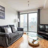 Luxury Apartment with Amazing View, Gym and Parking