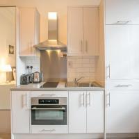 Single modern studio apartment