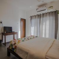 1BR Beach View Studio in Morjim, Goa