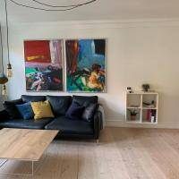 Newly renovated and historical preserved apartment
