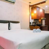 Relaxing Studio Apartment at Mangga Dua Residence By Travelio
