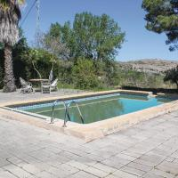 One-Bedroom Holiday Home in Bocairent