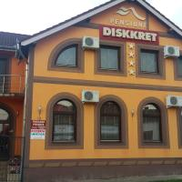 Pensiunea Diskkret