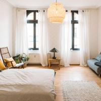 Helle Wohnung im Zentrum, Netflix und Großer Küche