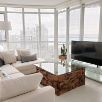Luxury with million $ views for discerning guests only