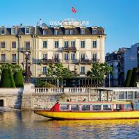 Hotel d'Angleterre, hotel en Ginebra