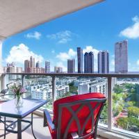 1, 2 and 3 Bedroom Ocean Condos with Balcony