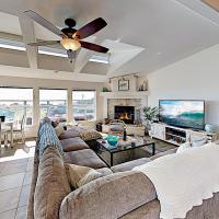 New Listing! Stunning Beach Getaway W/ Ocean Views Home