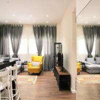 city apartment by Rabin square