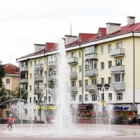 Comfort apartments in the center of Polotsk