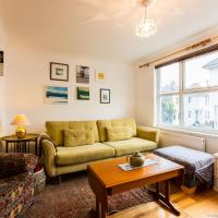 Charming 2BRD house with patio in central Brighton