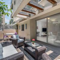 Trust Inn-Kalisher Stunning Duplex Terrace/parking