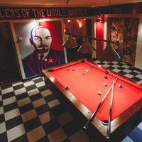 Good Bye Lenin Pub & Garden Dormitories