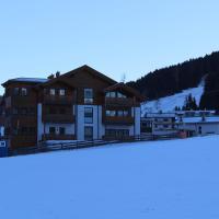 Ski-in Ski-out Apartment in idyllic setting