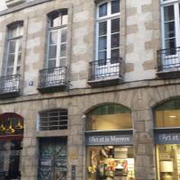 Studio au plein centre de Rennes