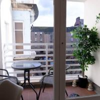 One bed Merchant City Apt with Balcony Sleeps 2