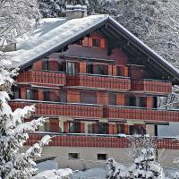 Family-friendly apartment in Villars