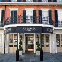 St. James Hotel, Ascend Hotel Collection